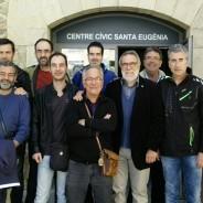 El Sant Adrià consigue el ascenso ante un gran rival